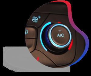 Controles de A/C & Calefacción
